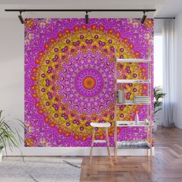 Mandala of the wise. Wall Mural