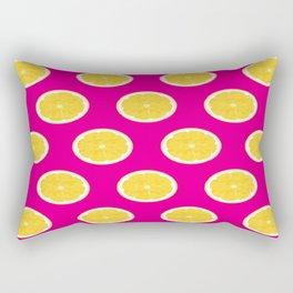 Lima Pink Rectangular Pillow