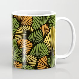 Happy abstract: Jungle Nr:01 Coffee Mug