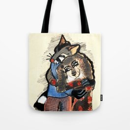 Love: We are lovers Tote Bag