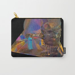 Crystal_Head Carry-All Pouch