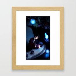 The Mage Framed Art Print