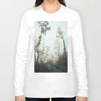 fog Long Sleeve T-shirts featuring Fog by Chiara Datteri