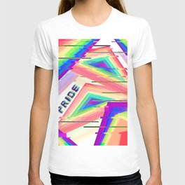 pride - aesthetic T-shirt
