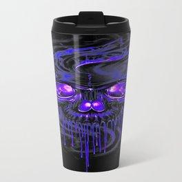 Purple Nurpel Skeletons Travel Mug