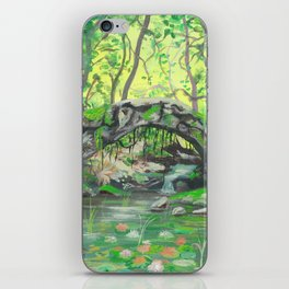 The Secret Place iPhone Skin