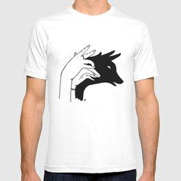 Deer shadow T-shirt