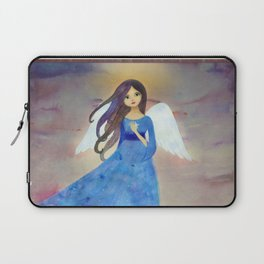 Christmas Angel Laptop Sleeve