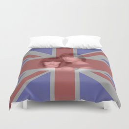 ESC United Kingdom 1982 Duvet Cover