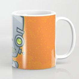 Silly Robot Coffee Mug