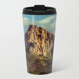 Zion National Park Metal Travel Mug