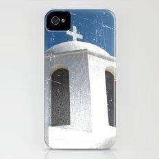 Greek Building  Slim Case iPhone (4, 4s)