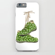Floral Shoes Slim Case iPhone 6s