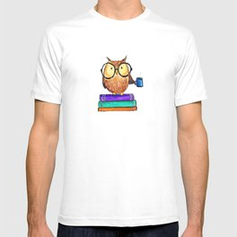 Oliver the Owl T-shirt