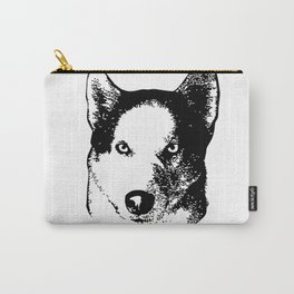 I love my husky Carry-All Pouch
