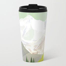 Alone In Nature - Là Haut Travel Mug