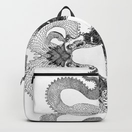 Entree the Dragon Backpack