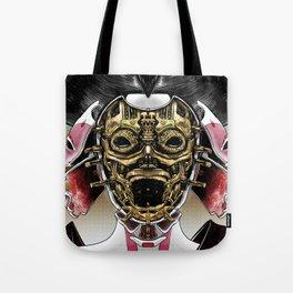Robot Geisha V2 Tote Bag
