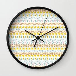 Leticia Ka 05 Wall Clock