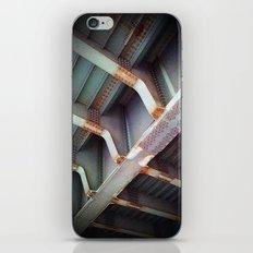 Steel Bridge iPhone & iPod Skin
