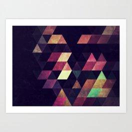 CARNY1A Art Print