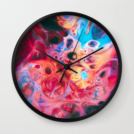 Tidepool Wall Clock