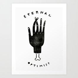 Eternal Optimist Art Print