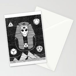 Thoth the Atlantean Stationery Cards
