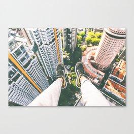 adrenalin Canvas Print