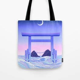 Floating World Tote Bag
