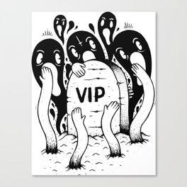 VIP Canvas Print