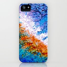 """""""Galaxy"""" – Oil Painting iPhone Case"""