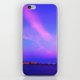 Atlantic Ocean Waves iPhone Skin