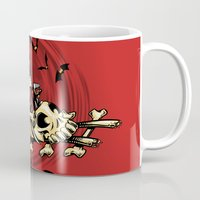 Calvydia and Beetlehobbes Mug