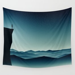 View Wall Tapestry