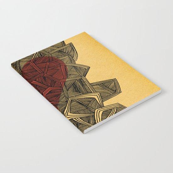 - heart line - Notebook