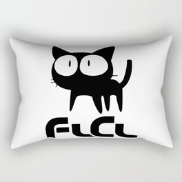 FLCL - Cat Rectangular Pillow