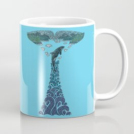 Glacier Bay II Coffee Mug