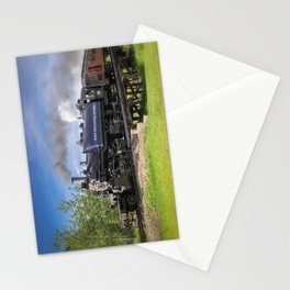 Full Steam Ahead Stationery Cards