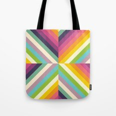 Retro Celebration Tote Bag