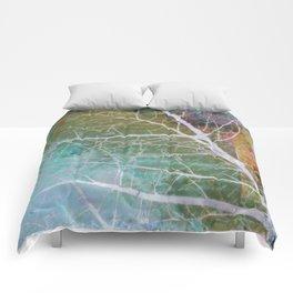 spring silk Comforters