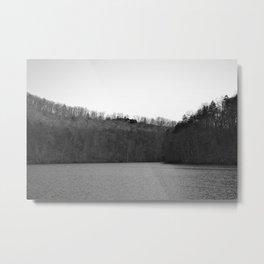 Lake House Metal Print