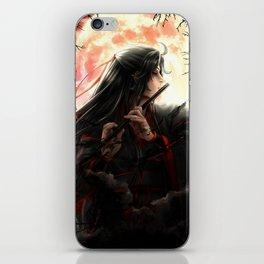 Mo Dao Zu Shi Wei Wuxian iPhone Skin