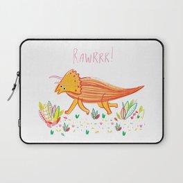Colourful Dinosaur Laptop Sleeve