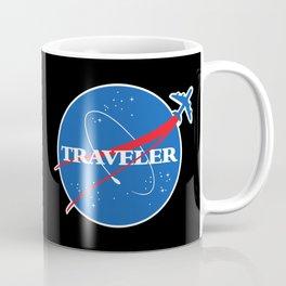 Interstellar Traveler Coffee Mug