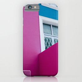 BO KAAP COLOFUL HOUSE iPhone Case