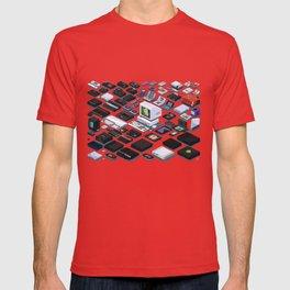 A Pixel Retrospective 2 T-shirt