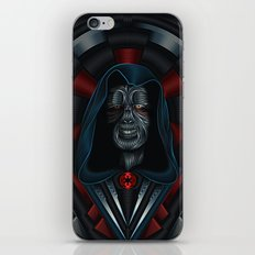 Star . Wars Galactic Empire - Darth Sidious / Emperor Palpatine iPhone & iPod Skin