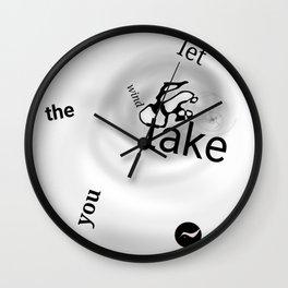 yepp Wall Clock