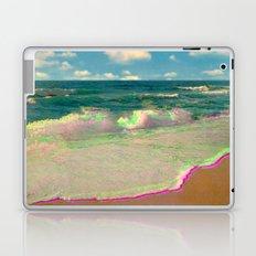 3d waves Laptop & iPad Skin